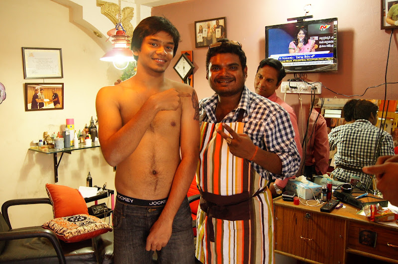 TATTOO STUDIO FOR YOU. AND HOBBY ROOM FOR ME. title=