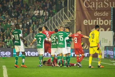 Crónica Real Betis 0 Vs Sevilla FC 0