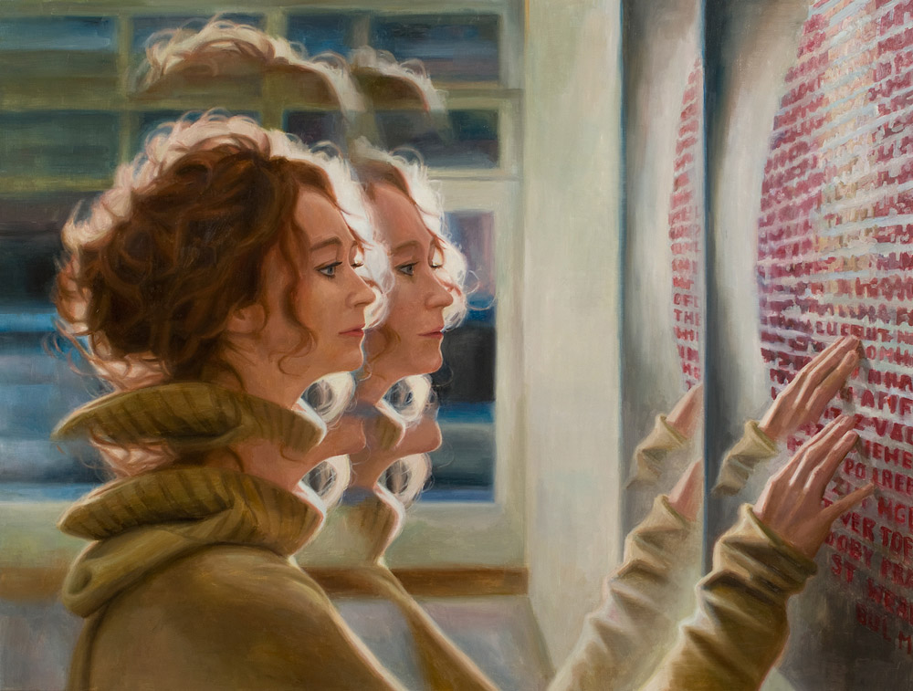 Deenesh Ghyczy. Pintura | Painting