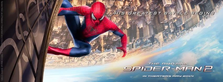 """""""The Amazing Spider-Man 2: El Poder de Electro"""", nuevo banner"""