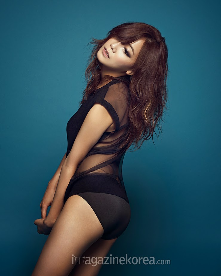 Go Eun Ah - Esquire June 2014