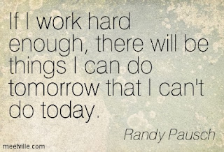 Randy Pausch Quote