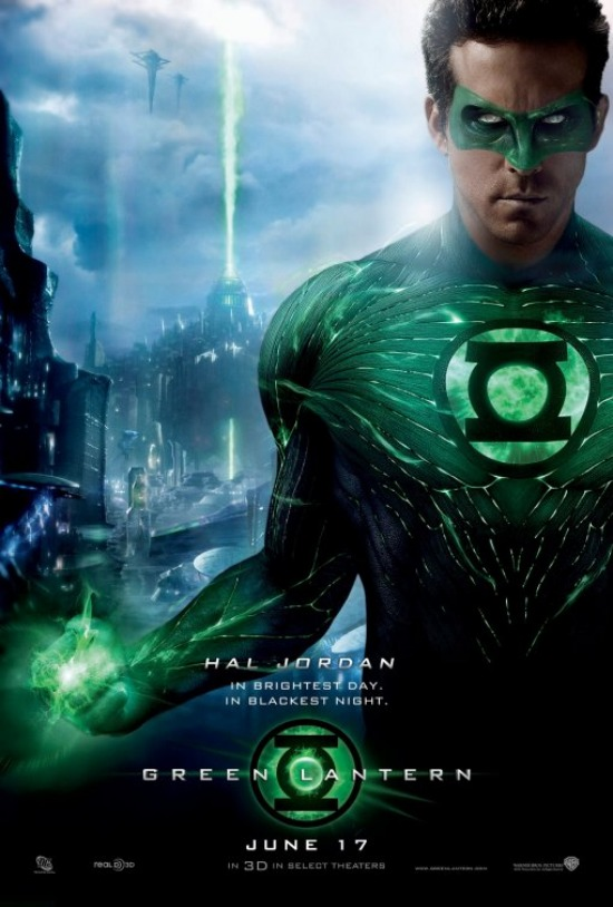 wallpaper movie posters. Green Lantern - Movie Poster