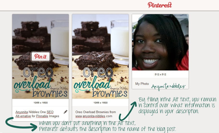 An example of why to use alt text for Pinterest pins from www.anyonita-nibbles.com