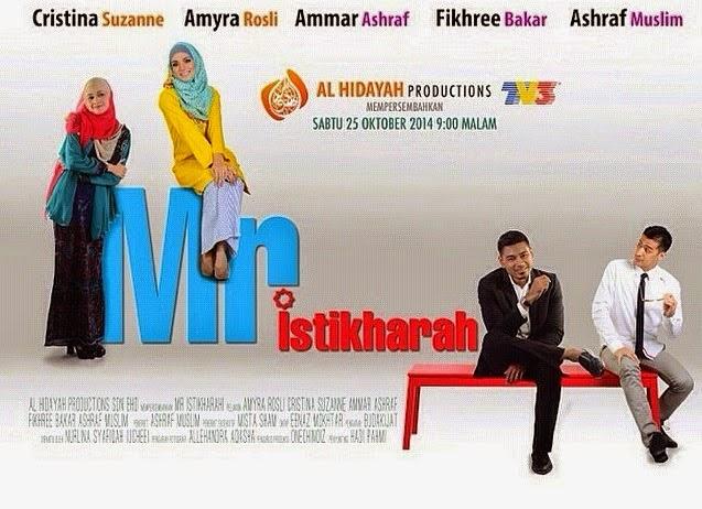 Amyra Rosli, Amar Asyraf, Cristina Suzanne, Ashraf Muslim, Fikhree Bakar