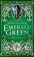 bookcover of EMERALD GREEN  (Ruby Red #3) by  Kerstin Gier