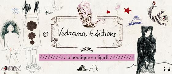 Vedrana Editions, la boutique en ligne