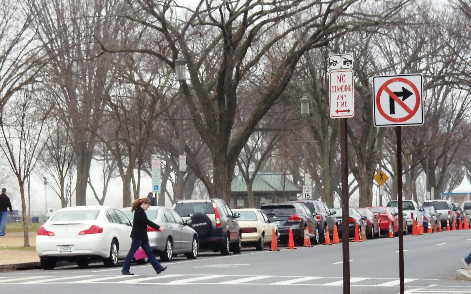 Parking in Washington DC