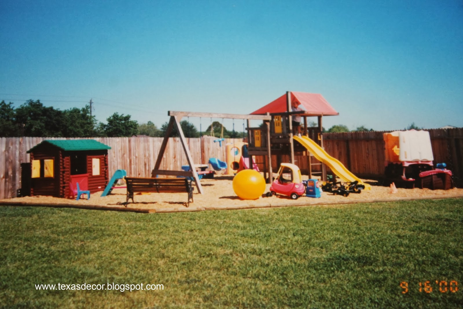 texas decor backyard before and after pics