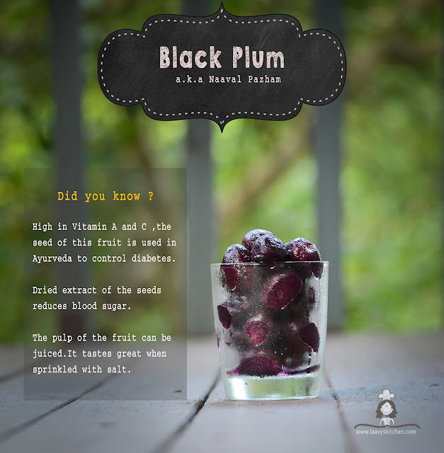 Black Plum Is A Seasonal Fruit Known In Various Names All Over The World It Also Called As Java Jamun This