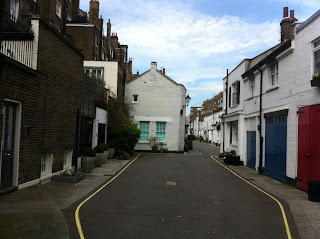 Gloucester Place Mews, London W1