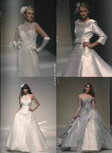 vestidos bodanova primavera 2012