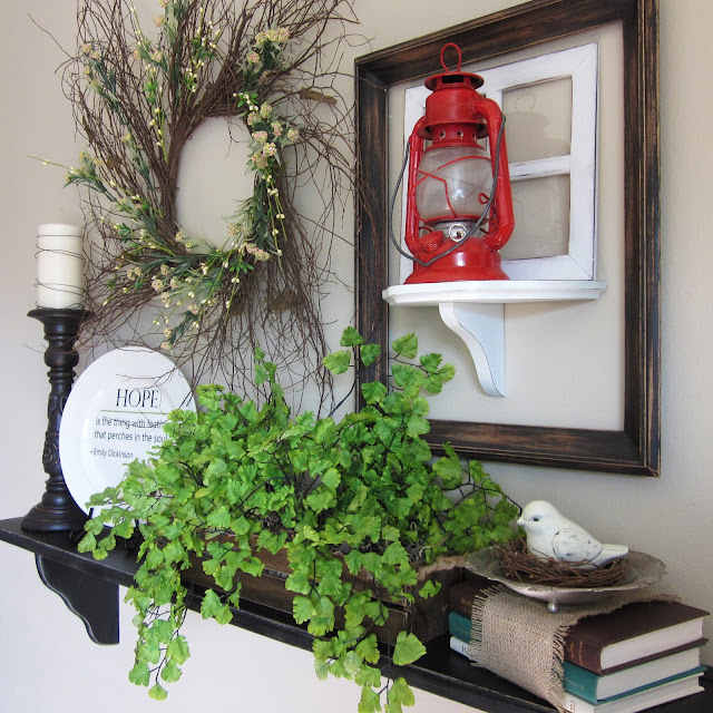 Today's Fabulous Finds: Thrifty Spring Decor
