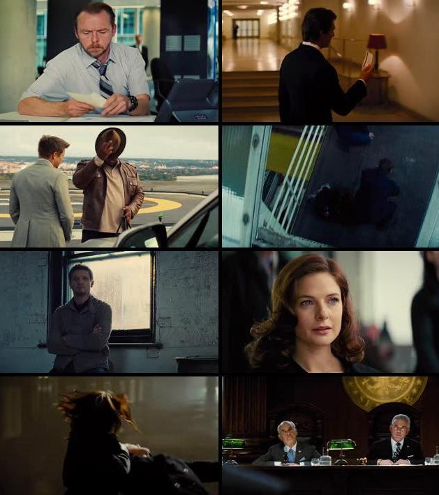 Mission Impossible Rogue Nation 2015 BluRay 720p x265