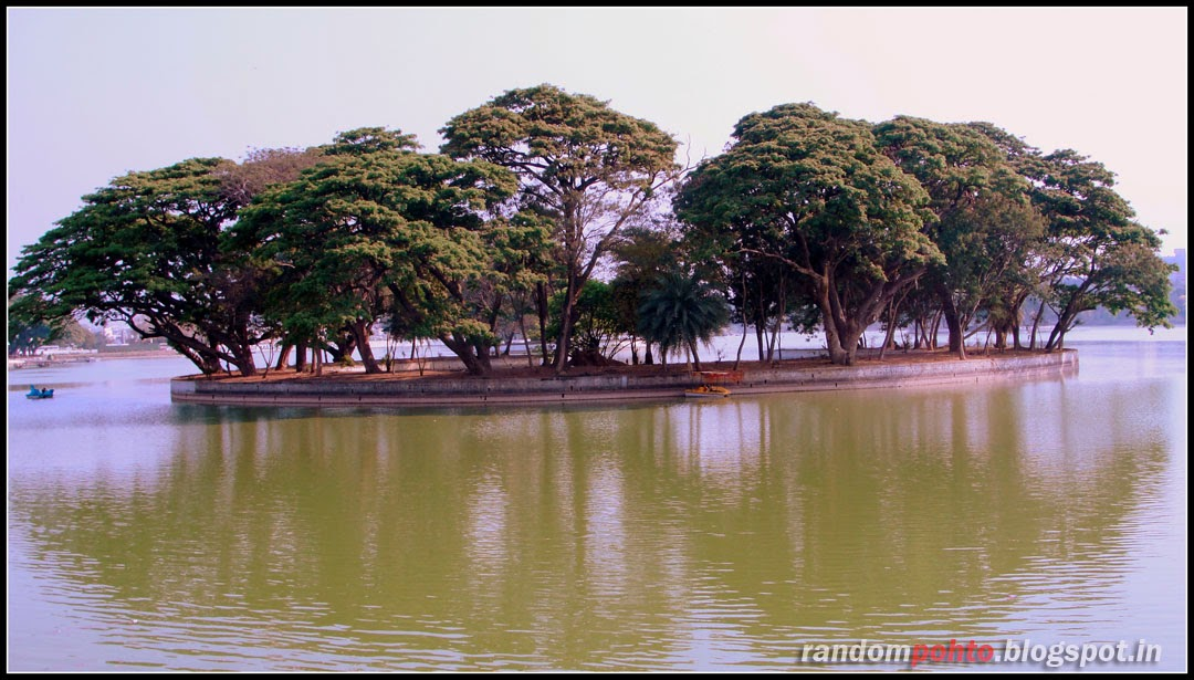 Ulsoor Lake Bangalore
