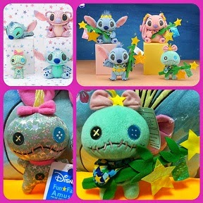 Twinkle Star / Shooting Star Scrump