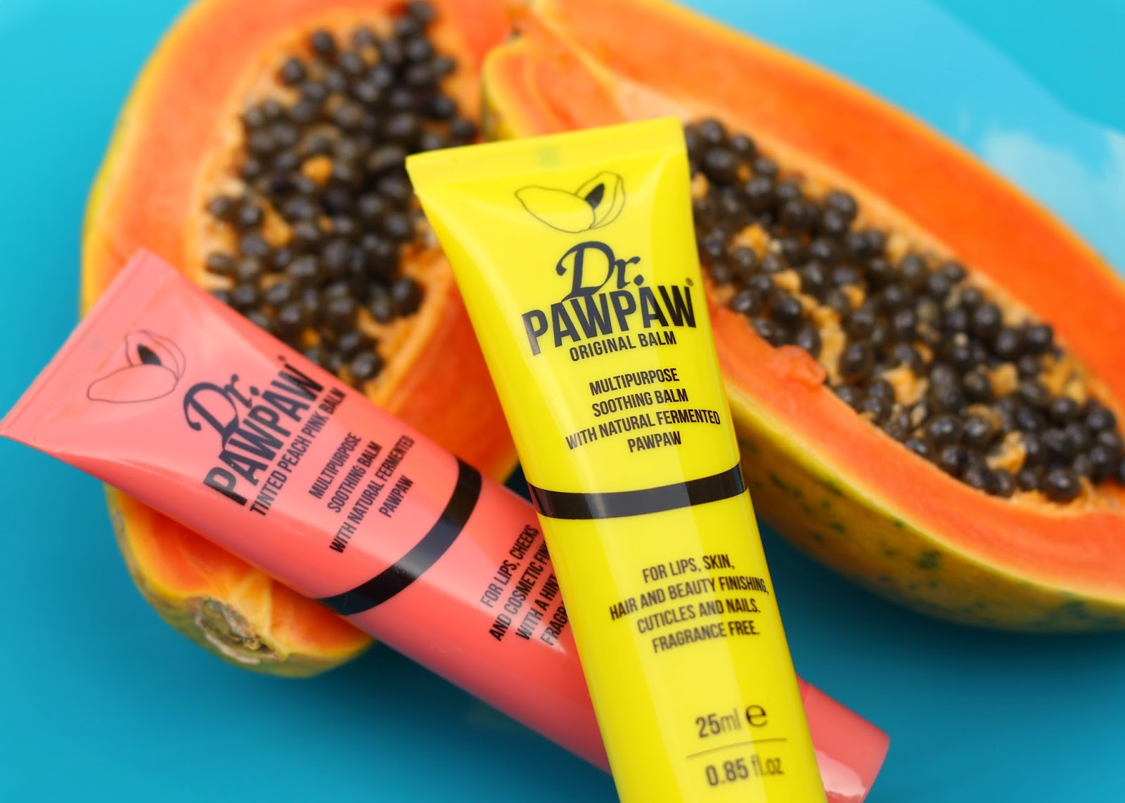 Dr PawPaw balm review