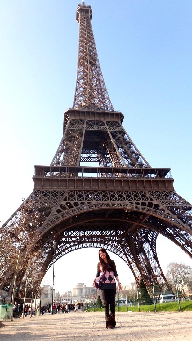 法國巴黎遊記(Paris)(一)--浪漫