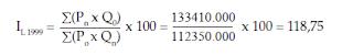 Metode Perhitungan Indeks harga Secara Garis Besar Beserta Contoh Soal
