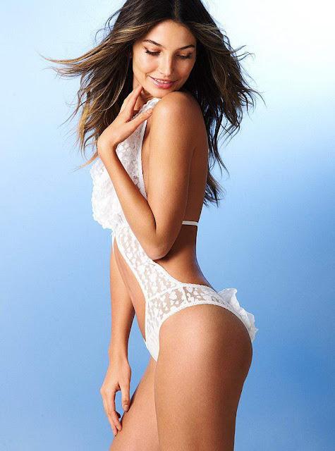 Model,Victoria's Secret ,Lily Aldridge