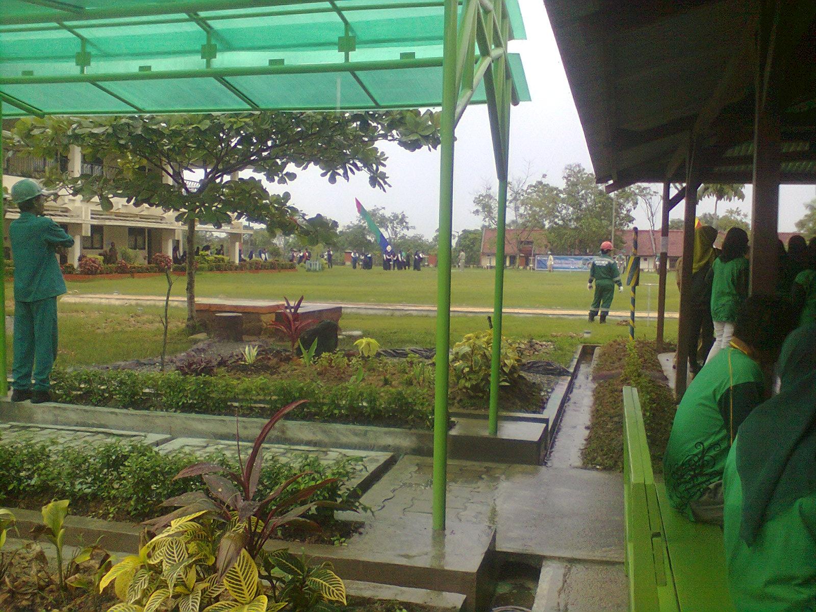 Laily Istiqomah Memperingati Hari Lingkungan Hidup Sedunia 2012 In Ypvdp Elementary School