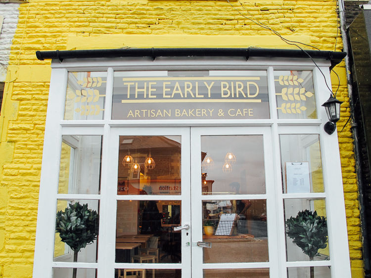 The Early Bird Bakery Cardiff