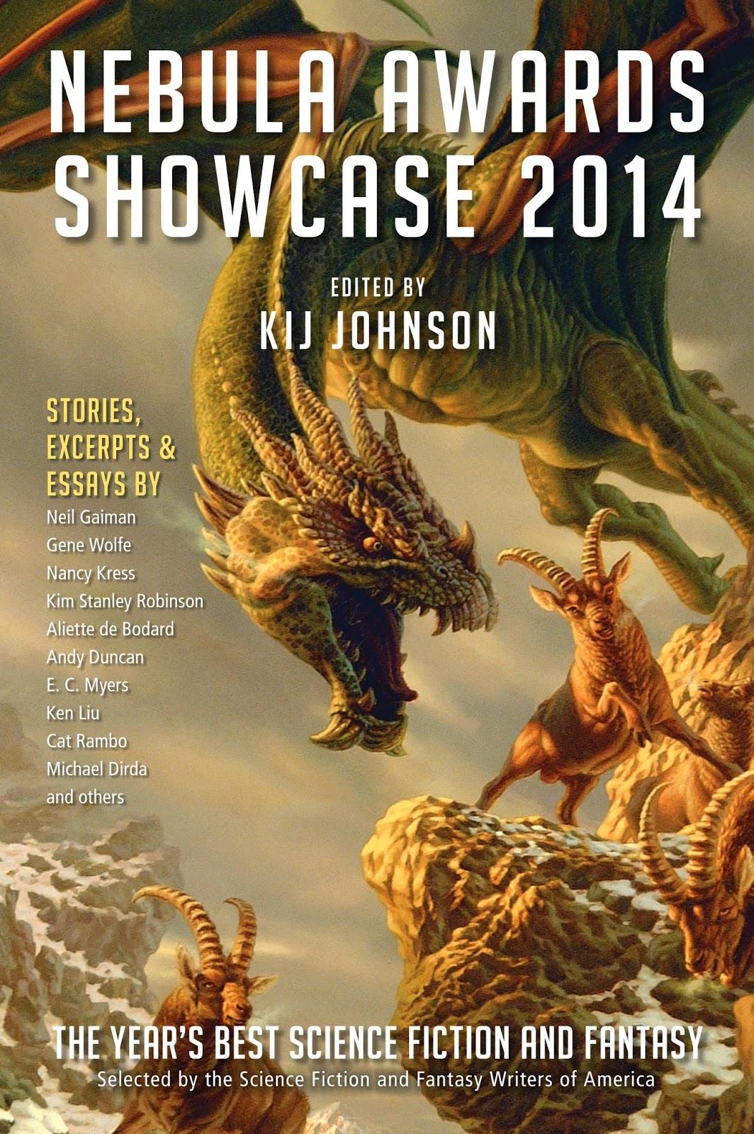 The Nebula Awards Showcase 2014 edited by Kij Johnson