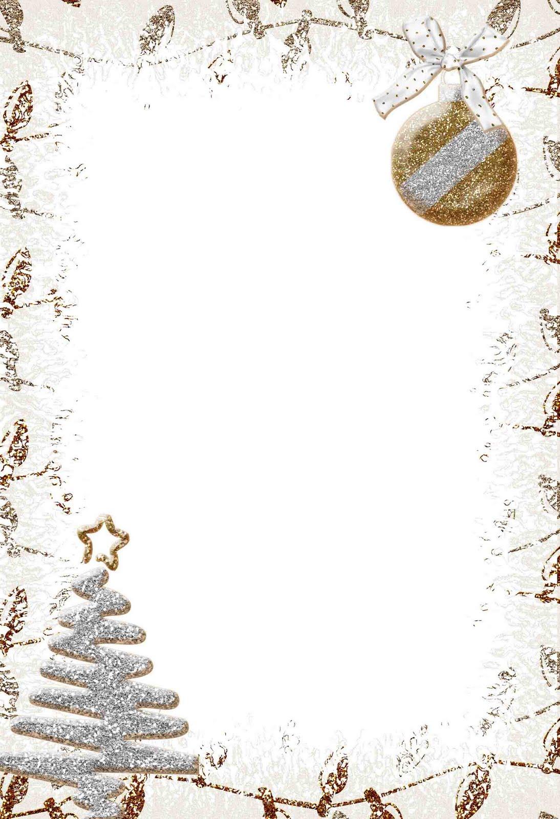 Marco navide o marcos en psd y png para descargar gratis for Menu navideno facil de hacer