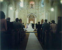 Our Wedding ~ April 24, 1993