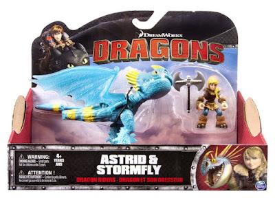 TOYS : JUGUETES - Cómo entrenar a tu dragon  Astrid & Stormfly - Tormenta | Pack Figura | Muñeco + dragón  Jinete de dragón | Dragon Riders  Producto Oficial Película Dreamworks Dragons 2015  Spin Master - Bizak 6026884 | A partir de 4 años | Comprar en Amazon España