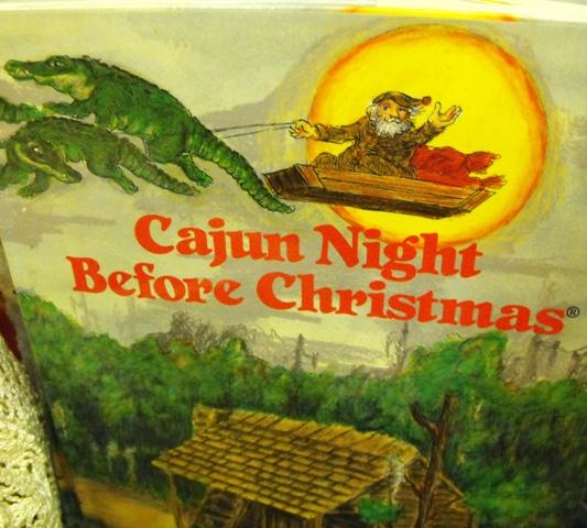 Susie Harris: Cajun Night Before Christmas!