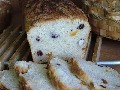 Chleb musli na maślance