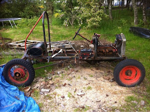 Model T Ford Speedster project FS