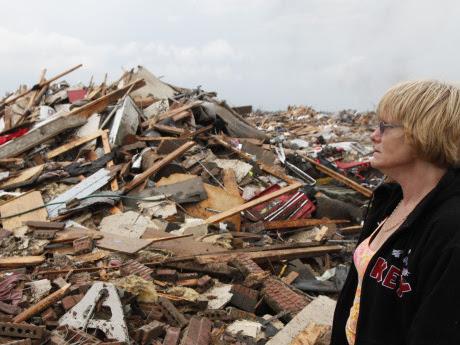 OKLAHOMA- Tornado Updates