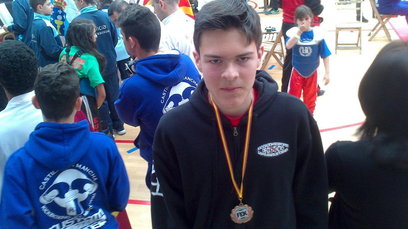 Camp. De España Kickboxing 2016