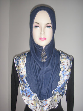 JEANS MELEKAP 2 LAYER PRINTED ( HAJRA EXCLUSIVE )