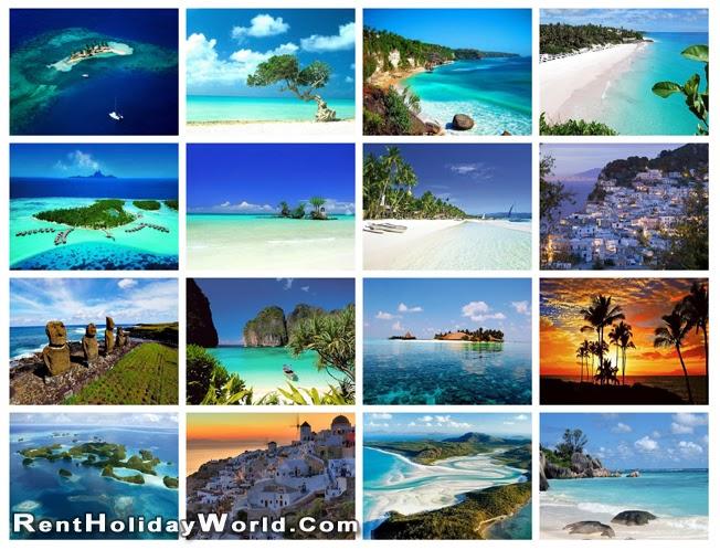 Le Isole più Belle al Mondo