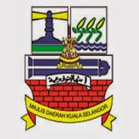 Jawatan Kerja Kosong Majlis Daerah Kuala Selangor (MDKS) logo