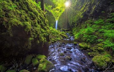 Keindahan Sungai Dan Keistimewaan Kewujudannya