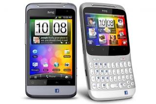 HTC e Vodafone, Salsa e ChaCha com Android