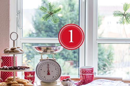 1.Dezember – Die Weihnachtszeit beginnt