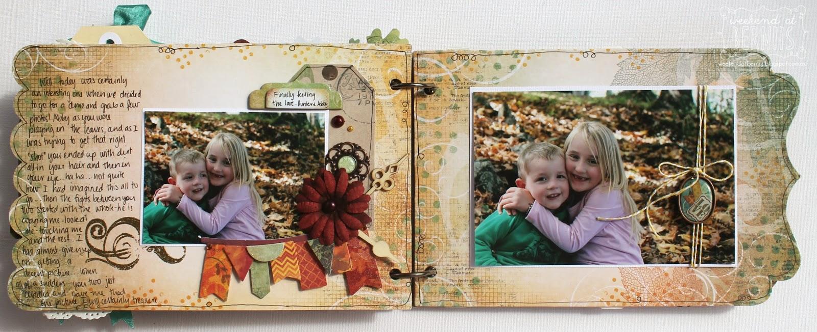Bernii Miller Autumn Song Mini Album