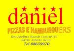 Daniel Pizzas & Hamburguers