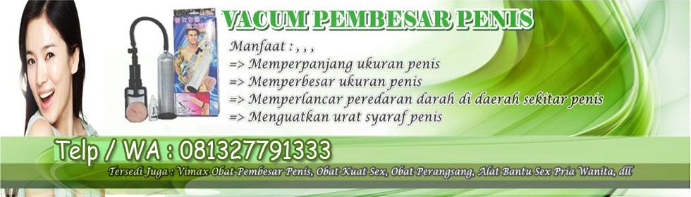 Jual vakum pembesar penis | Alat pompa vakum terapy modern Hub/WA 081327791333
