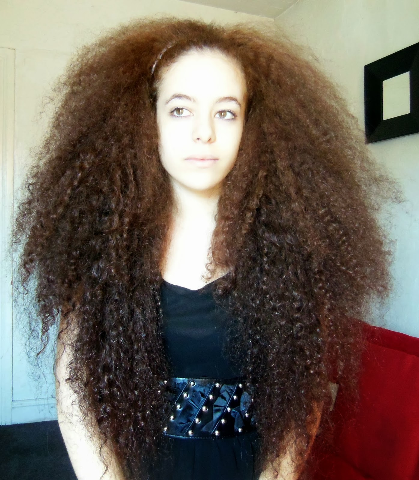 Race and Natural Hair Youre mixed so you dont really know the