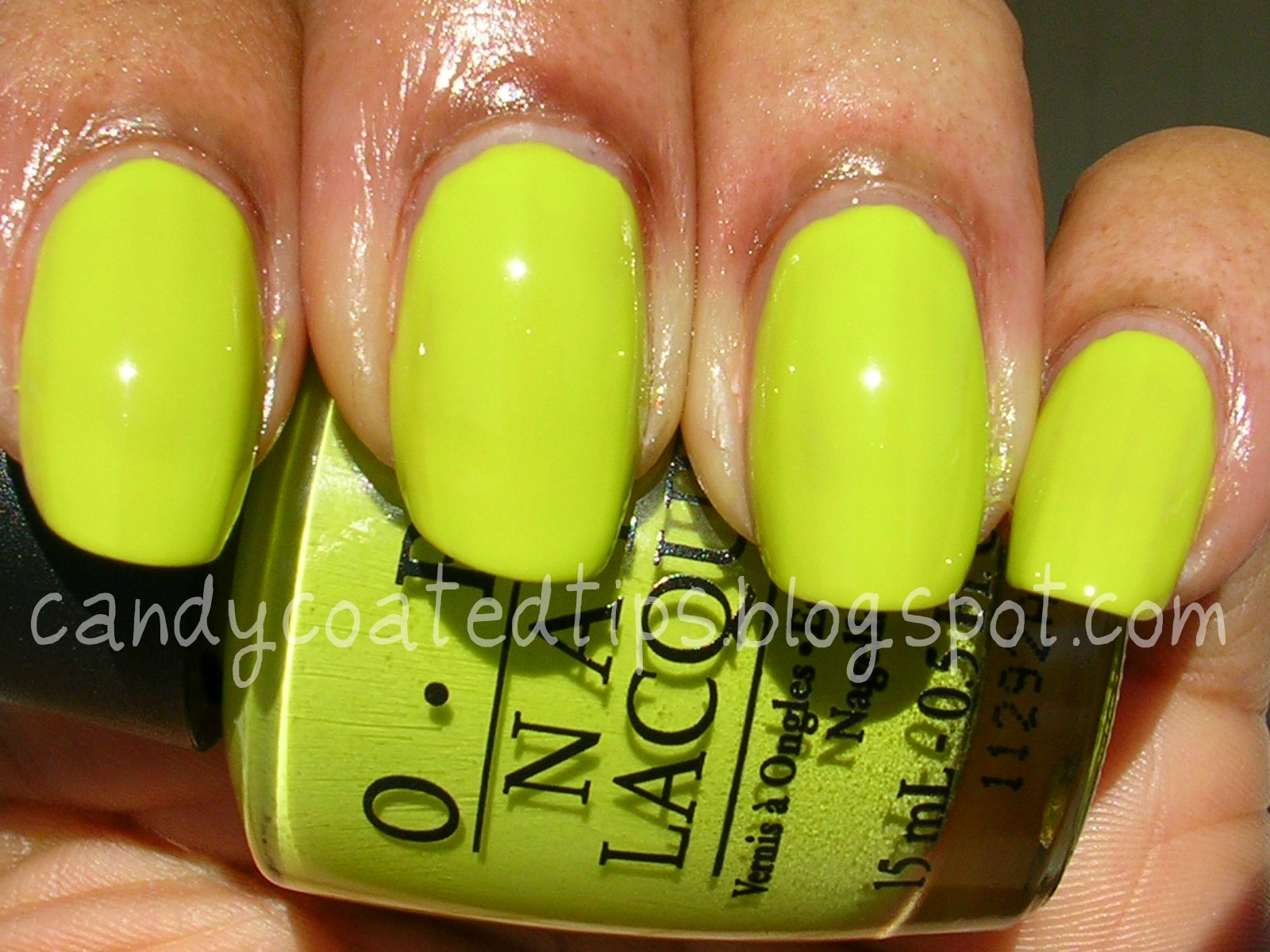 CANDY COATED TIPS: OPI Nicki Minaj Limited Edition Collection ...
