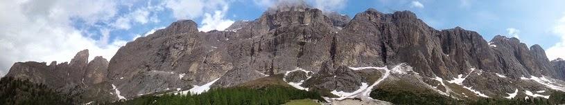 Herzlich Willkommen in Val di Fassa! – Prima parte
