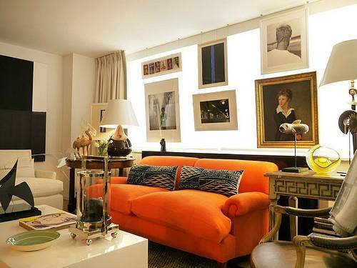 The Design House Interior Design: Trend of 2012: Orange you glad its