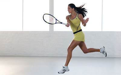 Ana Ivanovic - A Tennis Star - Free HD Wallpapers
