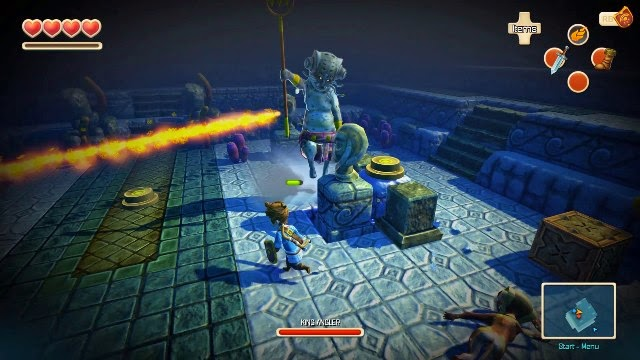 Oceanhorn Monster of Uncharted Seas PC